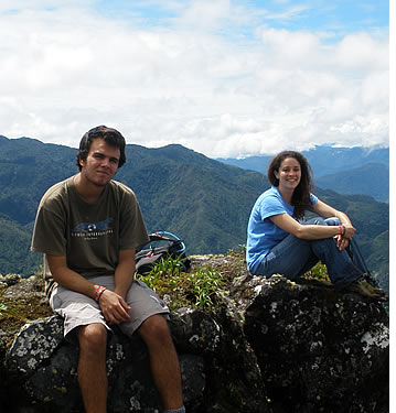 Habla Ya students in Boquete can experience Panama's eco-adventure capital in the mountains